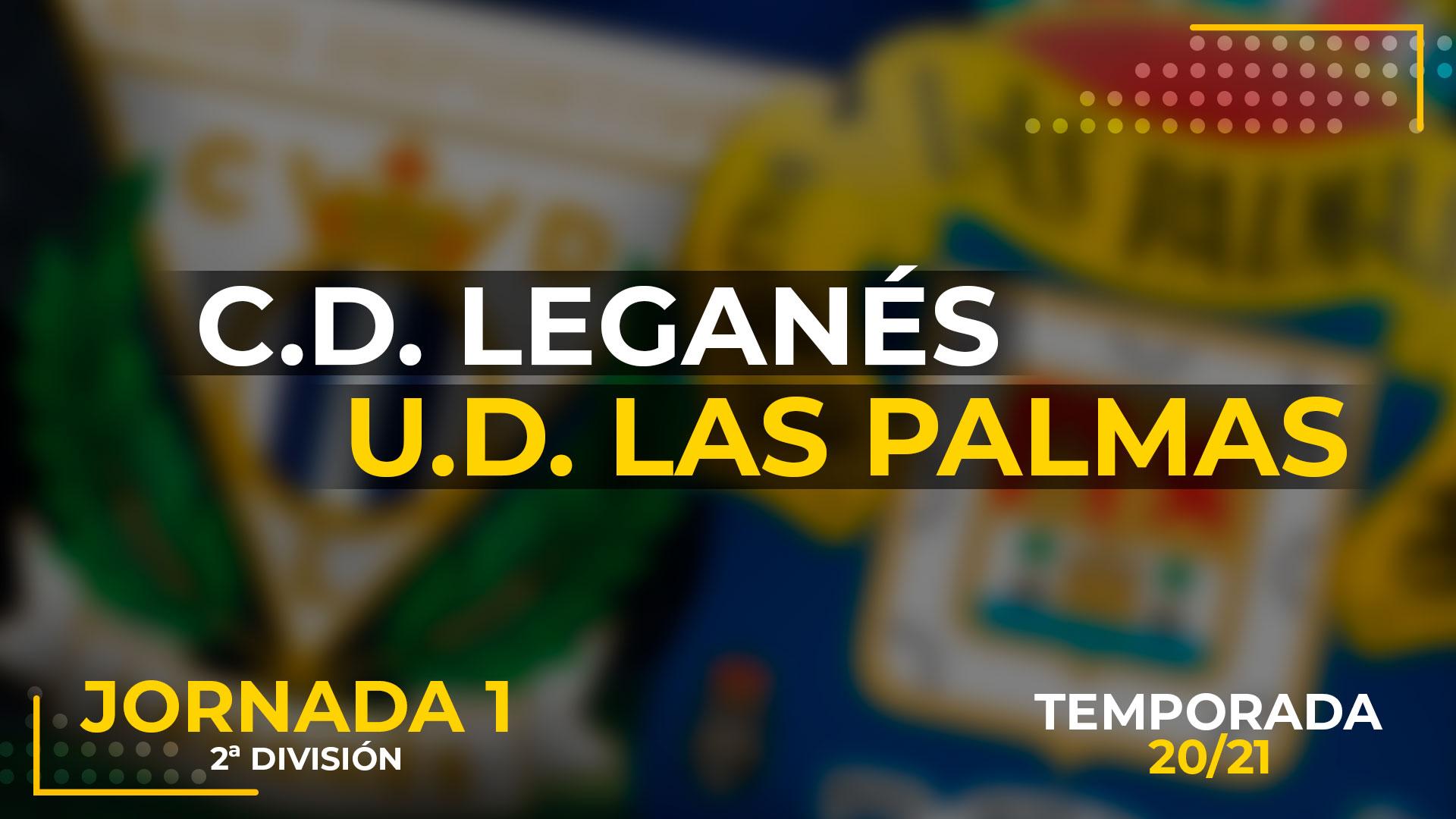 Leganés vs UD Las Palmas