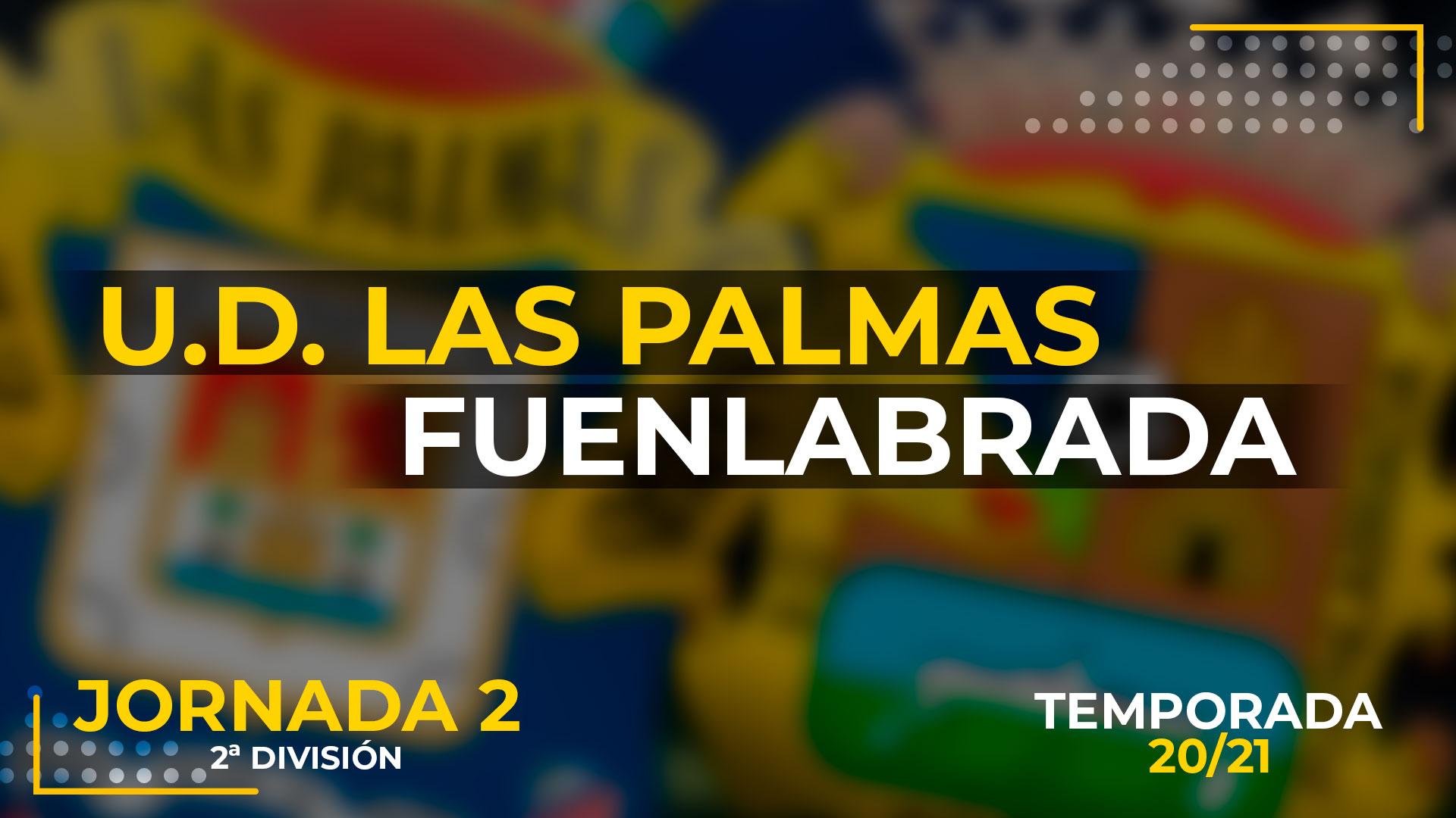 UD Las Palmas vs Fuenlabrada