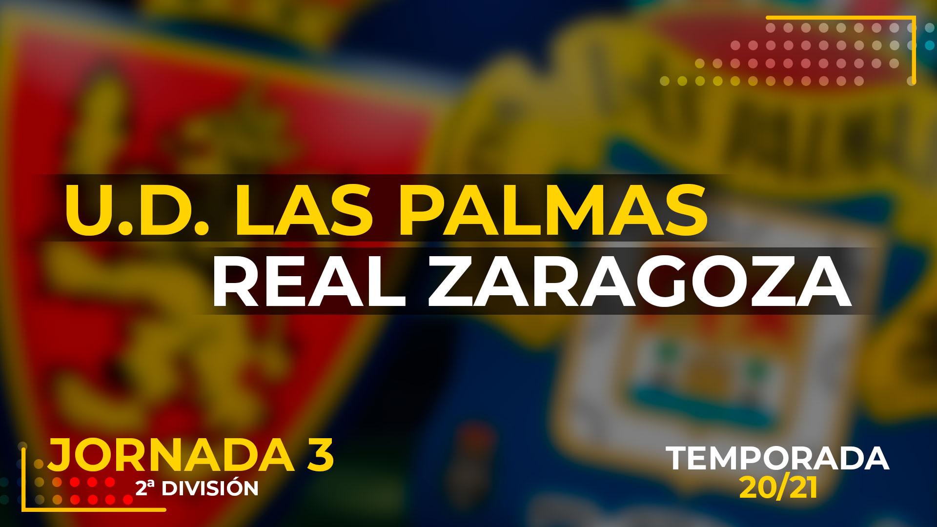Zaragoza vs UD Las Palmas