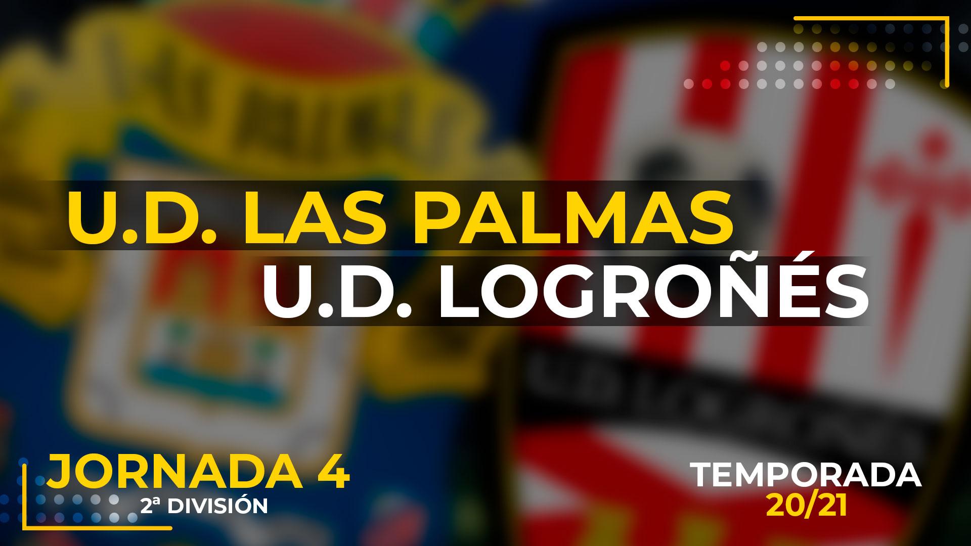 UD Las Palmas vs Logroñés