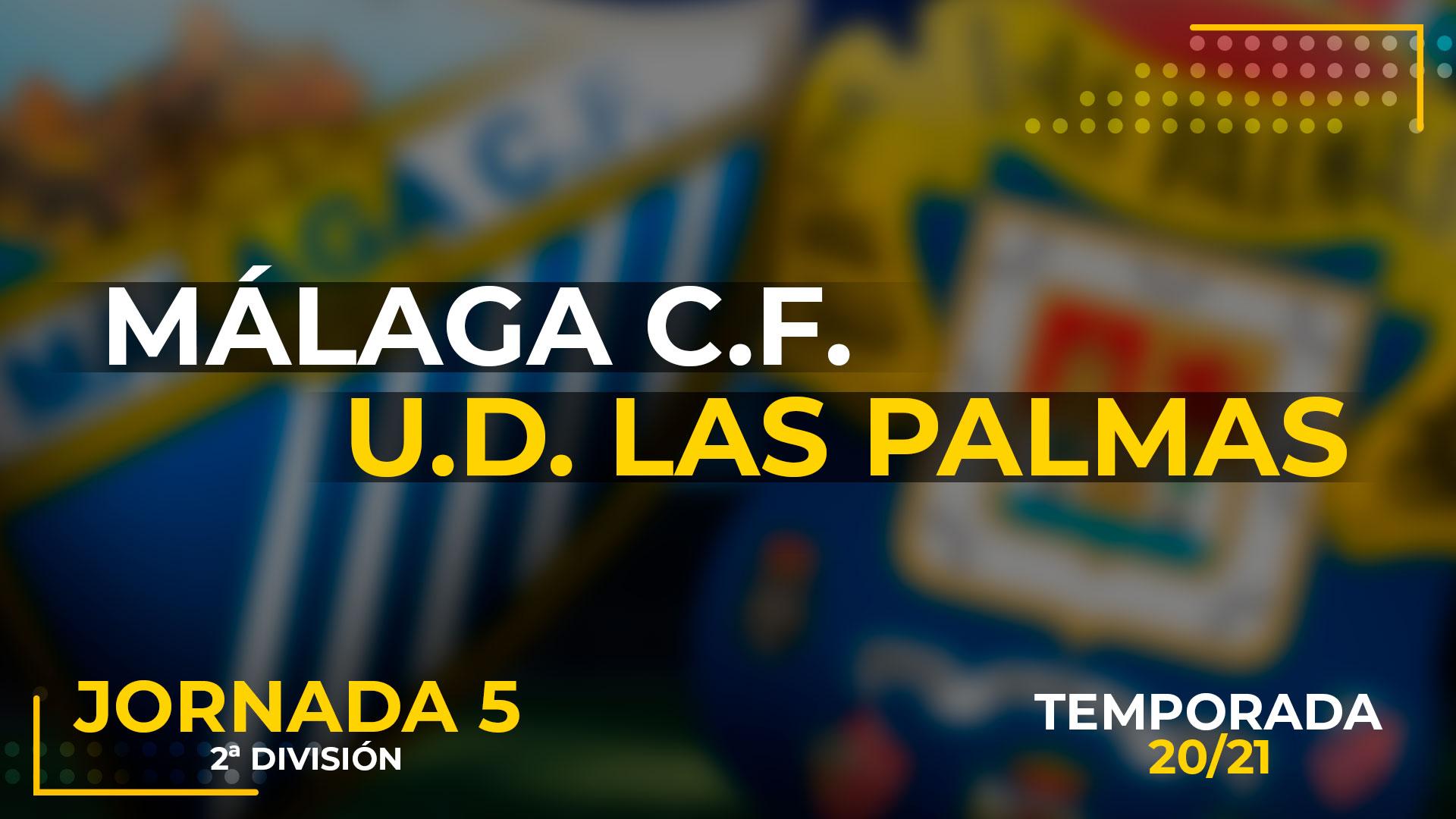 Málaga vs UD Las Palmas