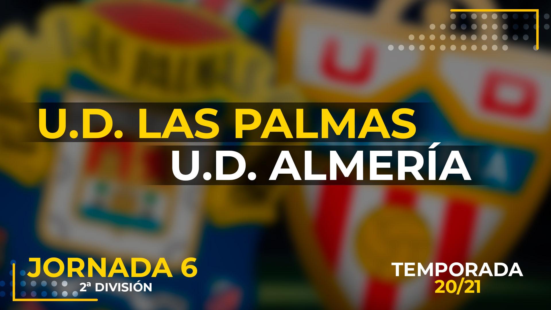 UD Las Palmas vs Almería