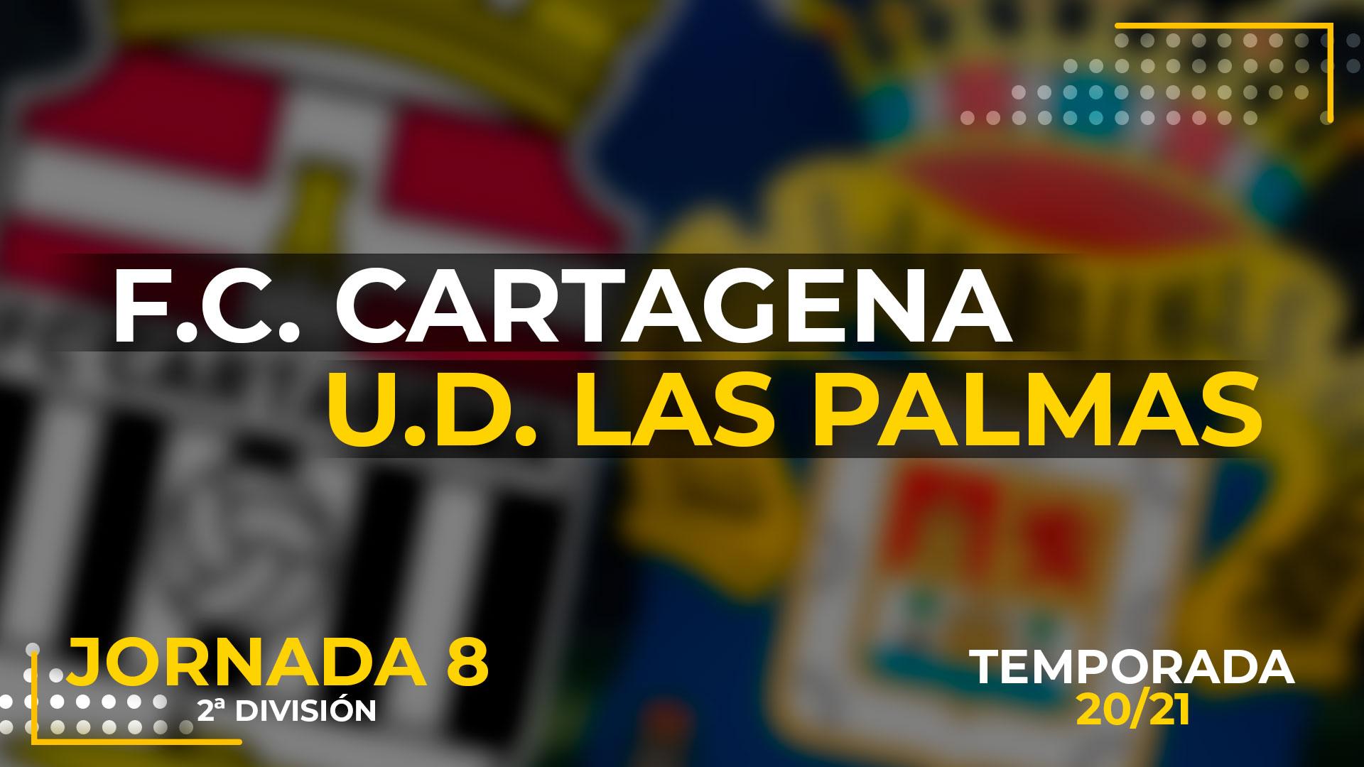 Cartagena vs UD Las Palmas