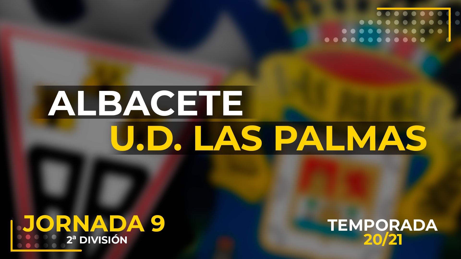 Albacete vs UD Las Palmas