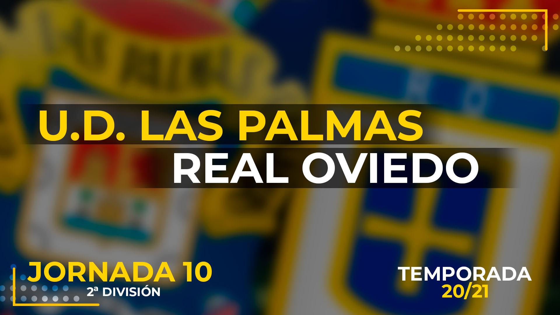 UD Las Palmas vs Oviedo
