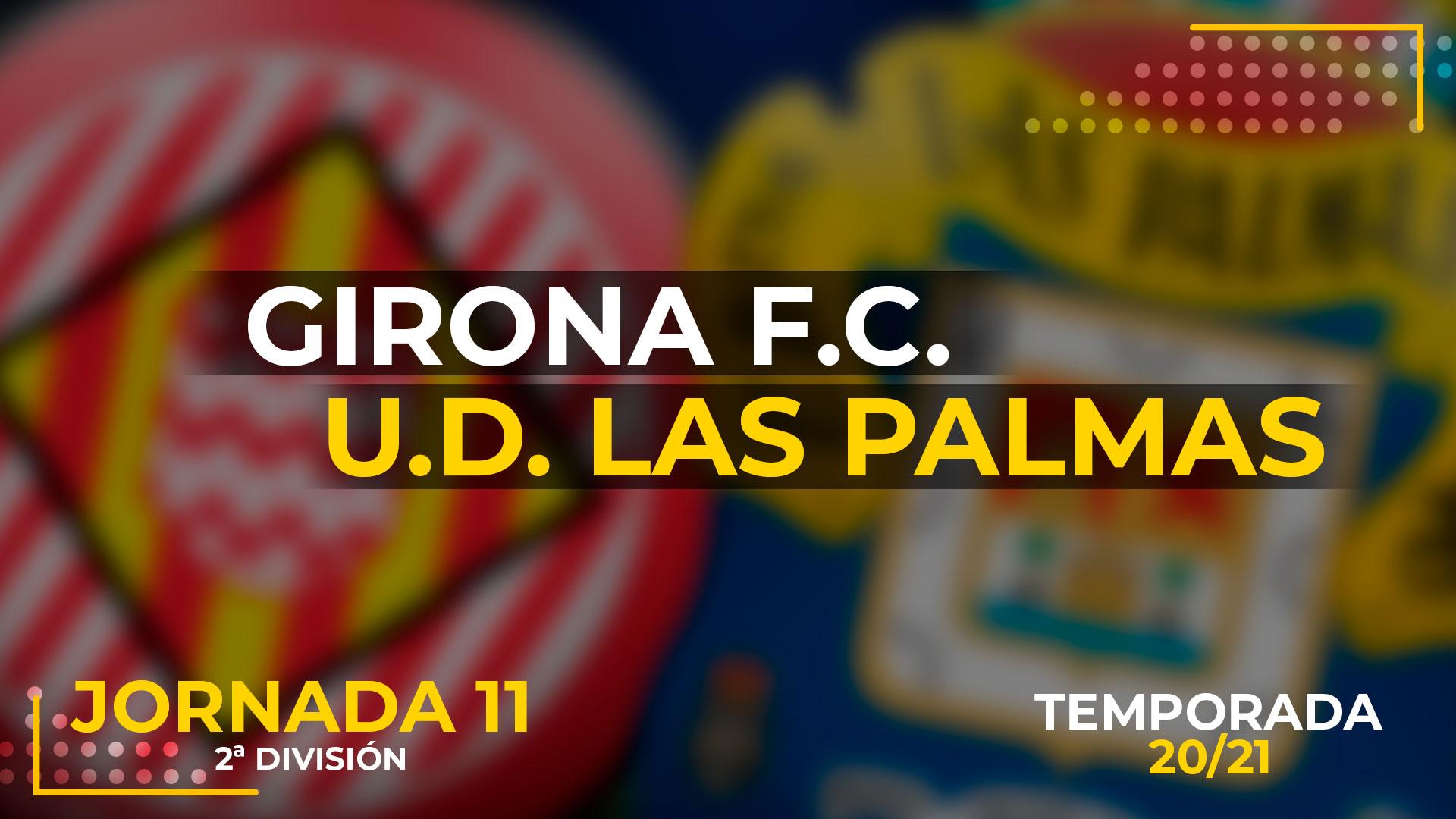 Girona vs UD Las Palmas