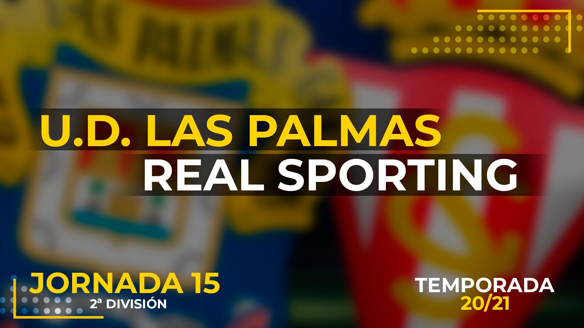 UD Las Palmas vs Sporting
