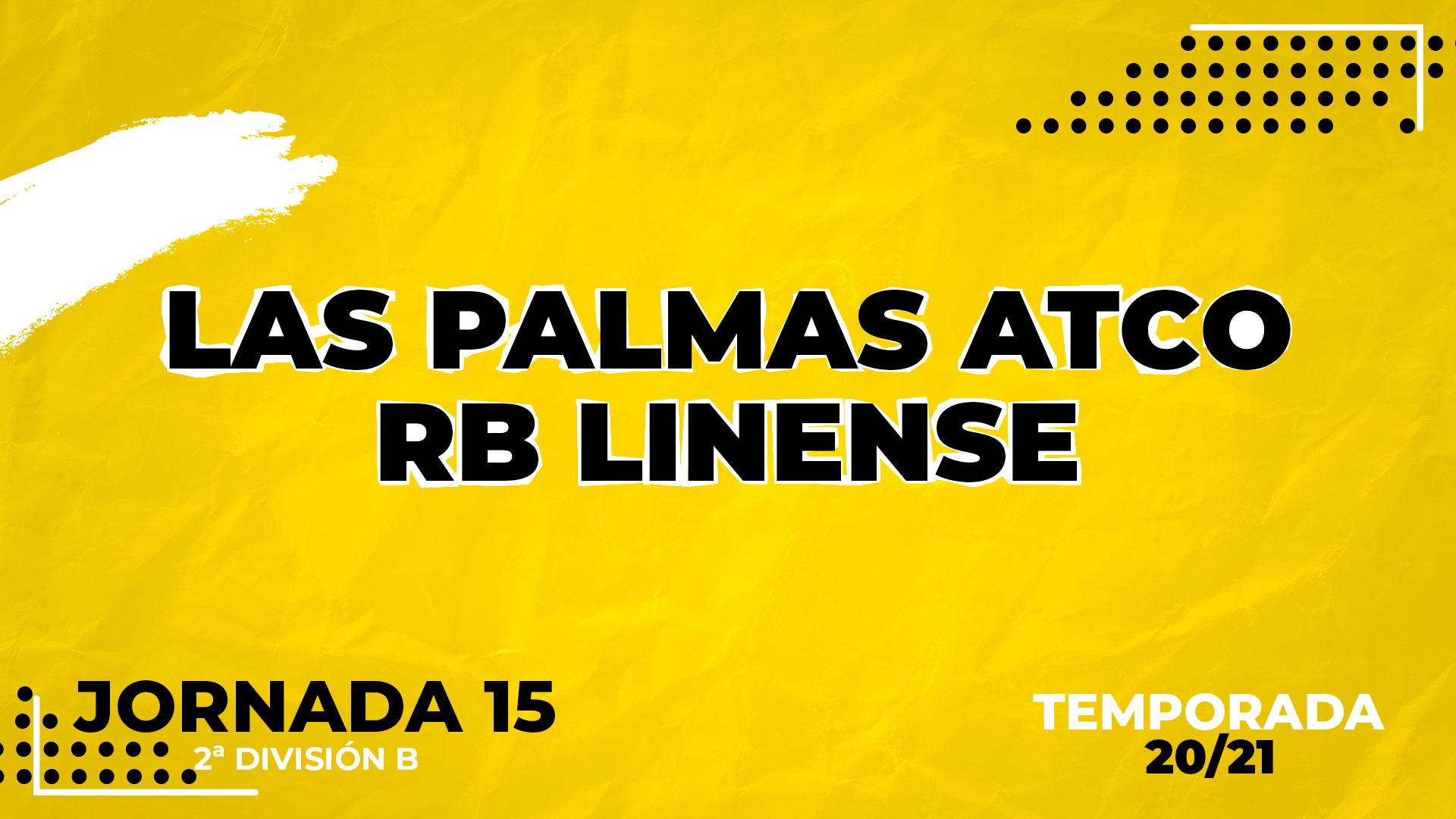 Las Palmas Atlético vs Linense