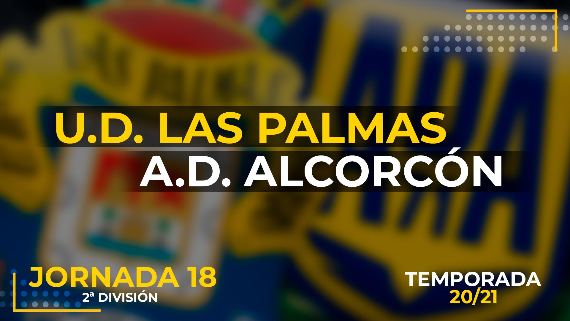 UD Las Palmas vs Alcorcón