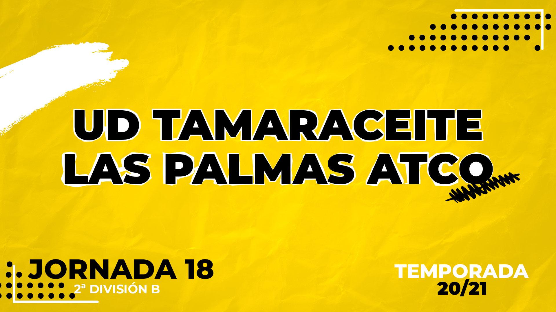 Tamaraceite vs Las Palmas Atlético