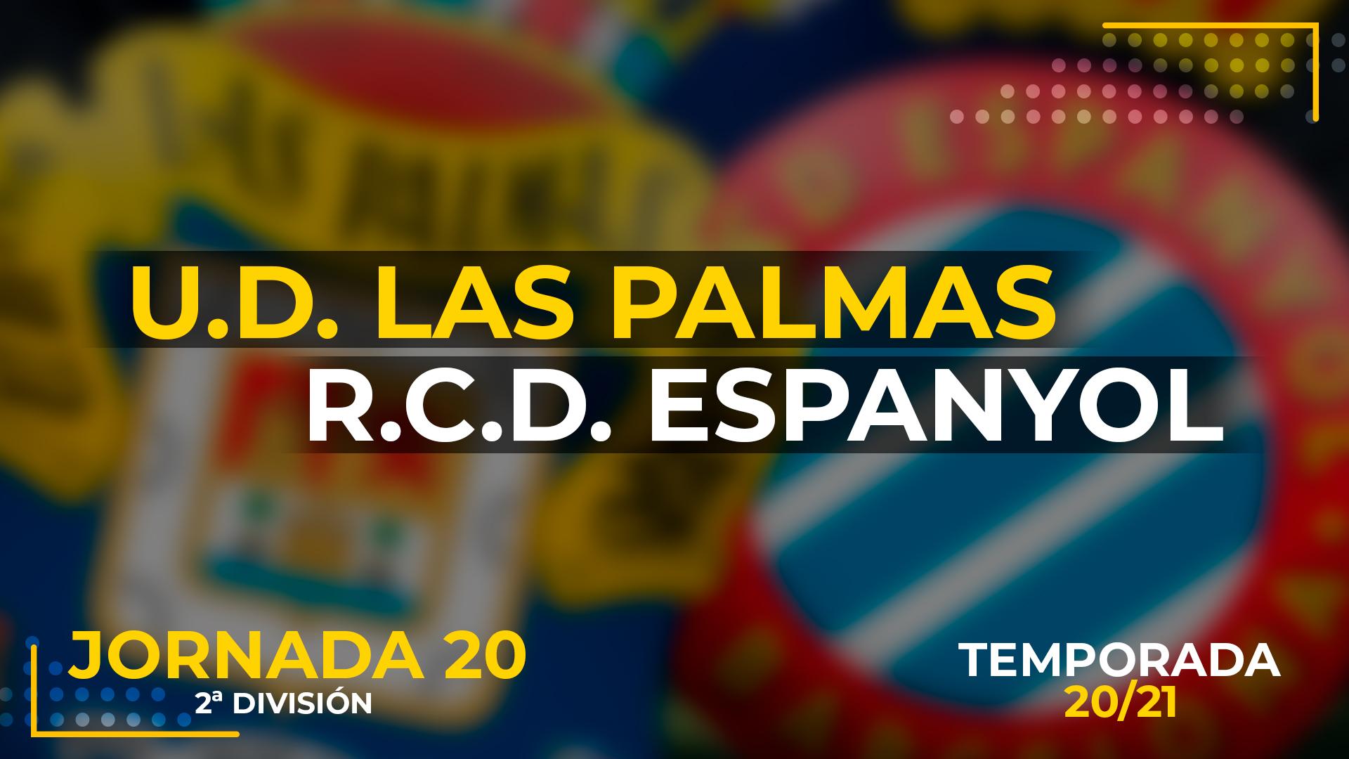 UD Las Palmas vs Espanyol