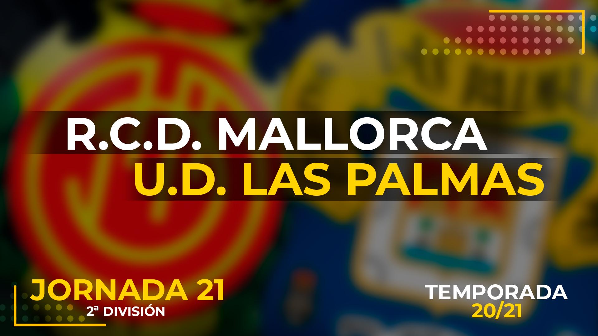 Mallorca vs UD Las Palmas