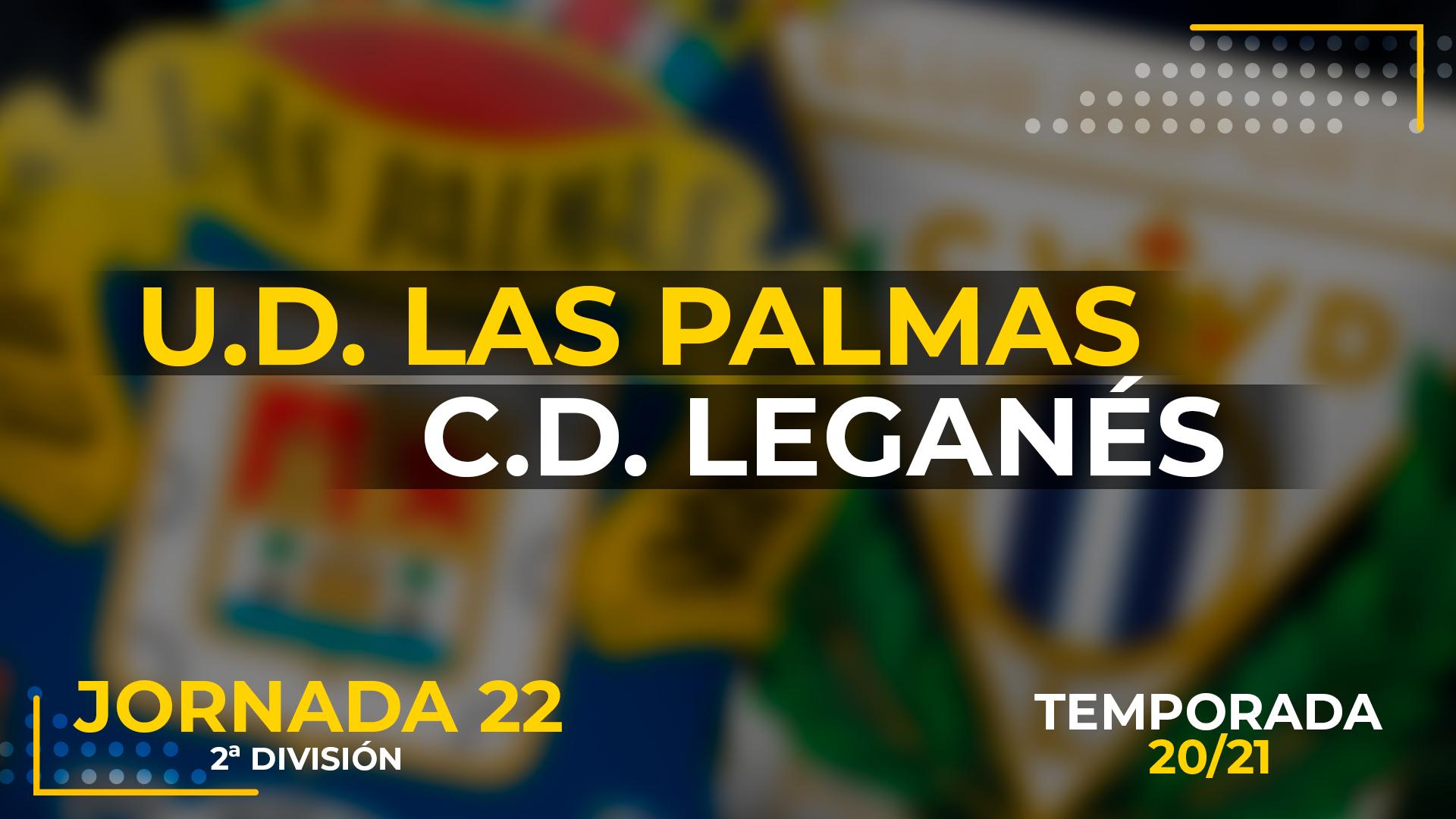 UD Las Palmas vs Leganés