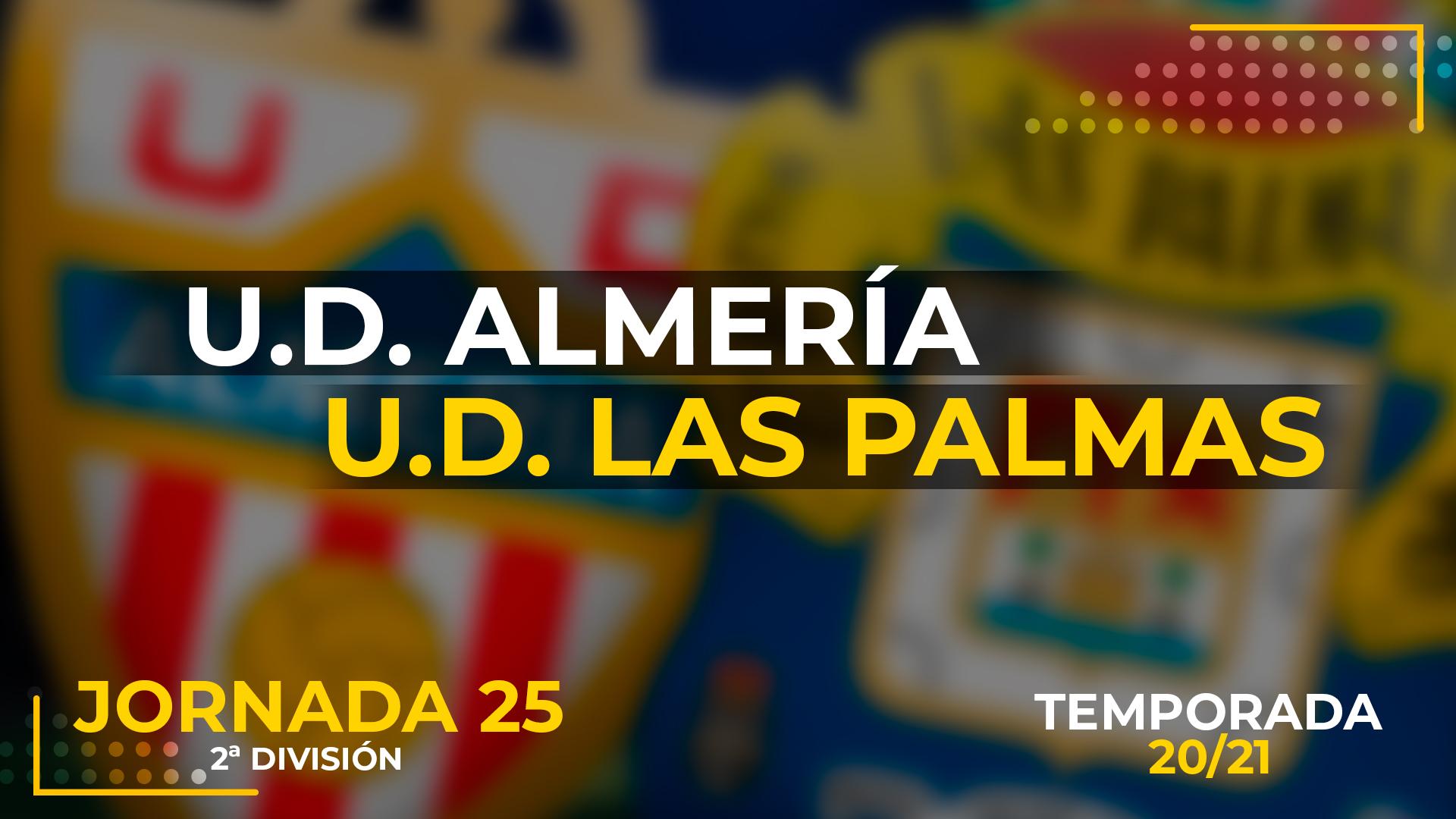 Almería vs UD Las Palmas