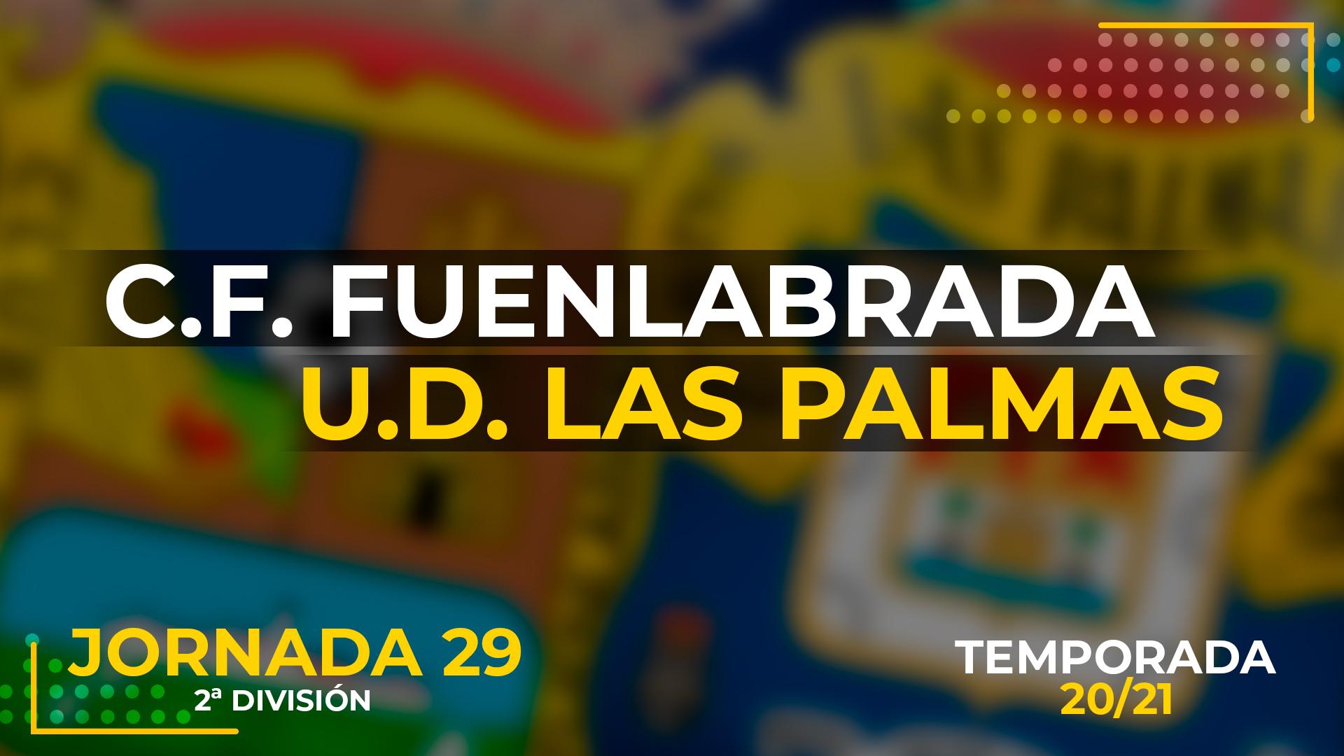 Fuenlabrada vs UD Las Palmas