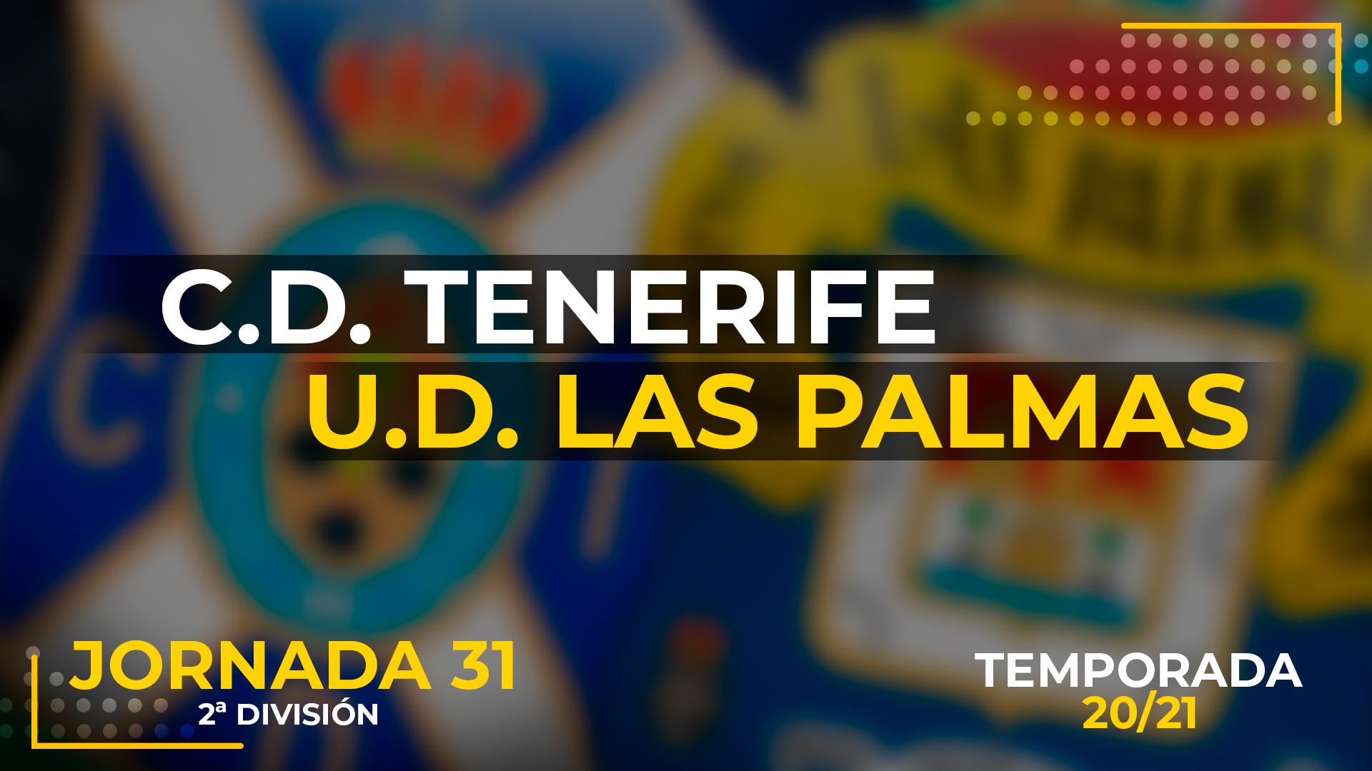 Tenerife vs UD Las Palmas