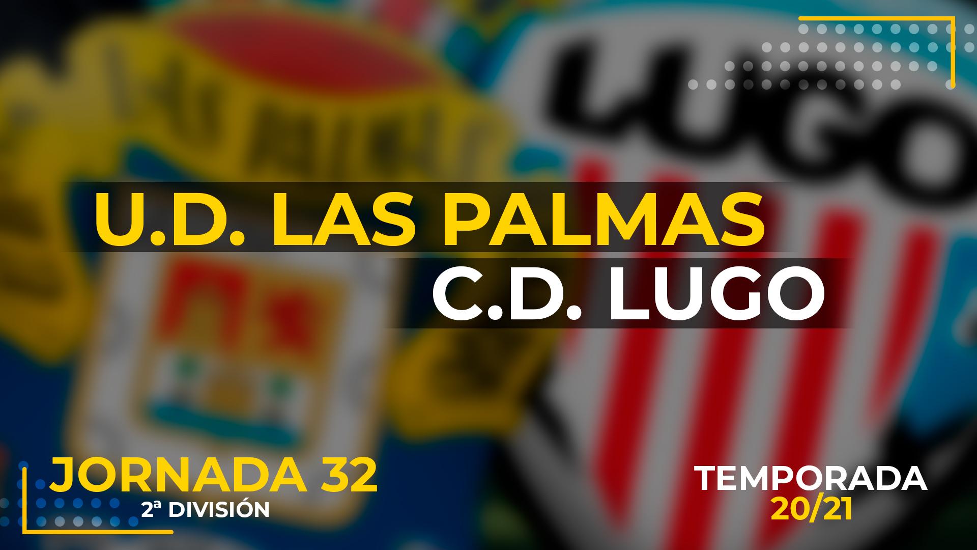 UD Las Palmas vs Lugo