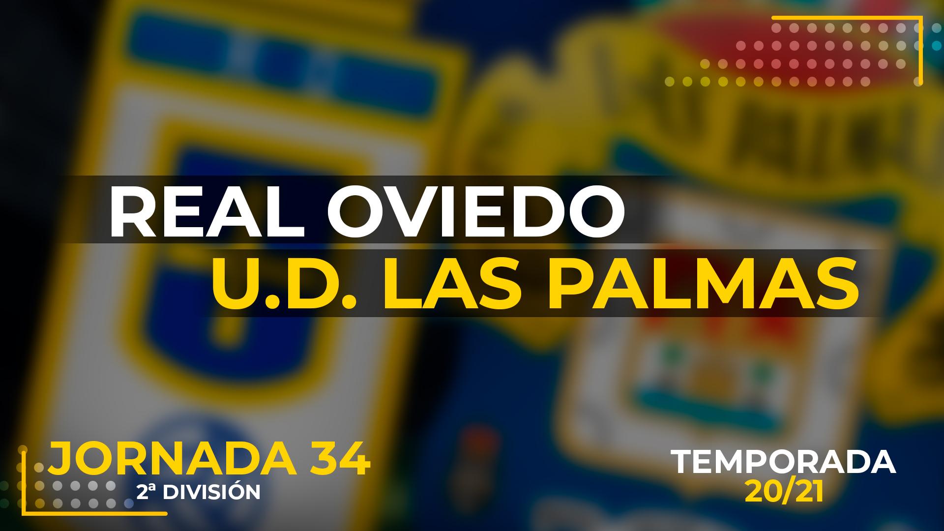 Oviedo vs UD Las Palmas