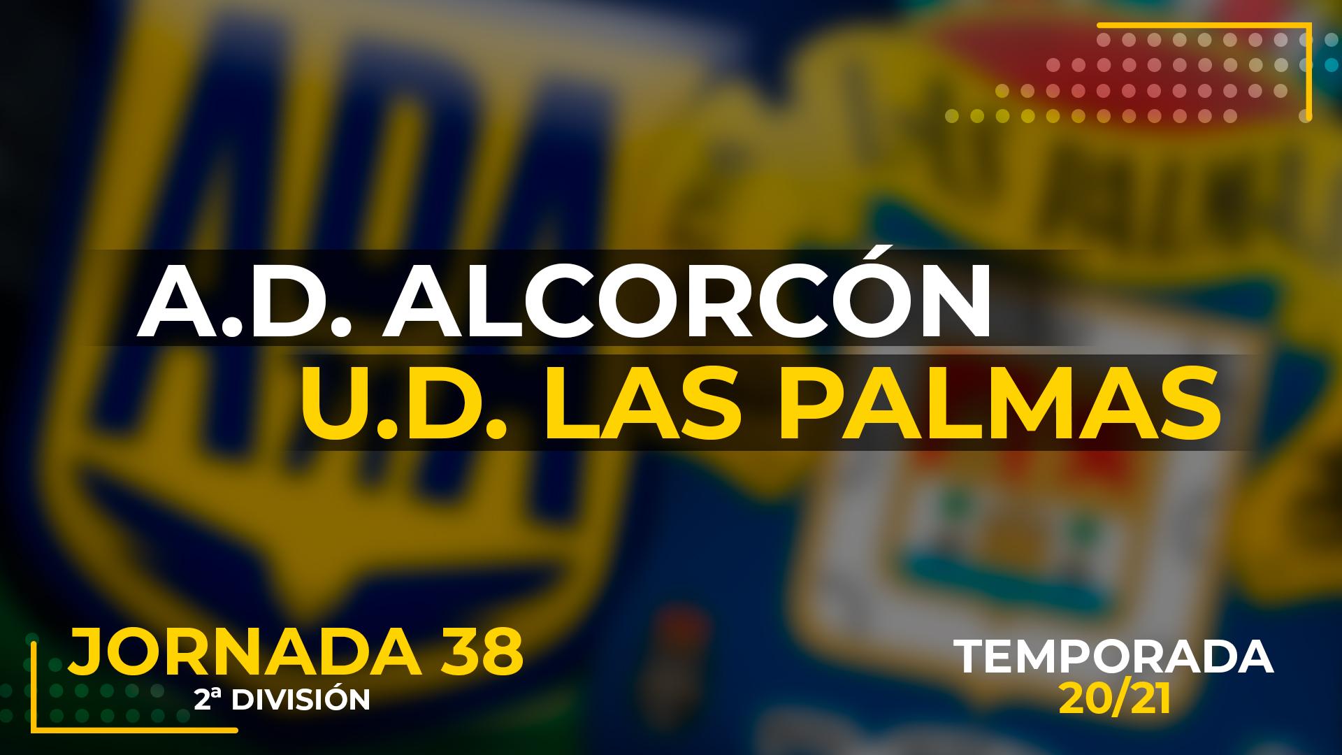 Alcorcón vs UD Las Palmas