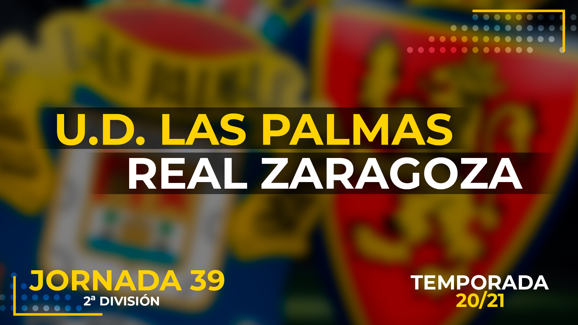 UD Las Palmas vs Real Zaragoza