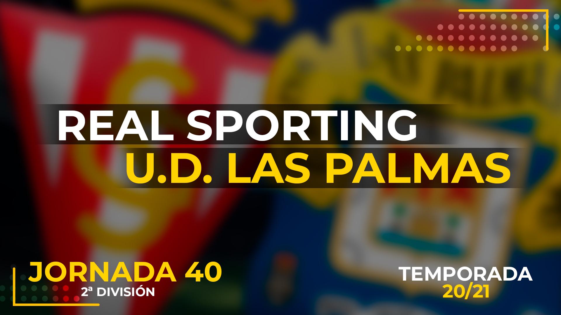 Sporting vs UD Las Palmas