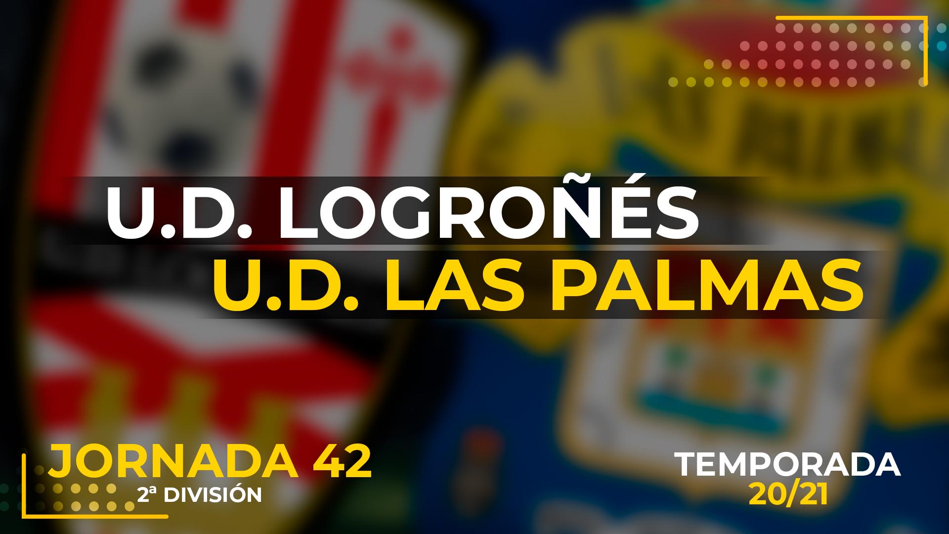 Logroñés vs Las Palmas