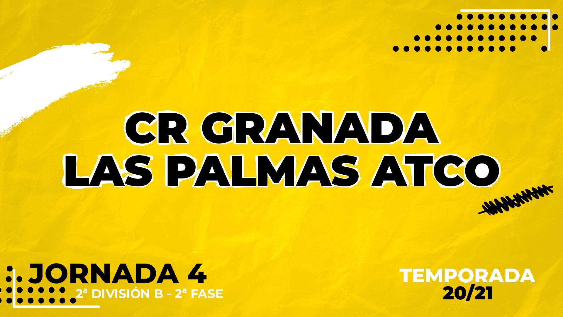 Granada B vs Las Palmas Atlético