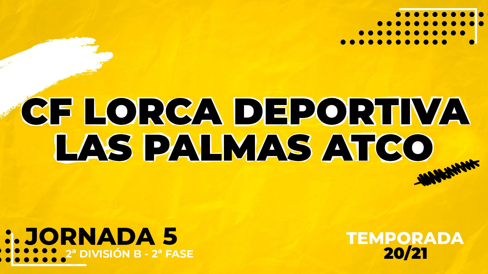Lorca vs Las Palmas Atlético
