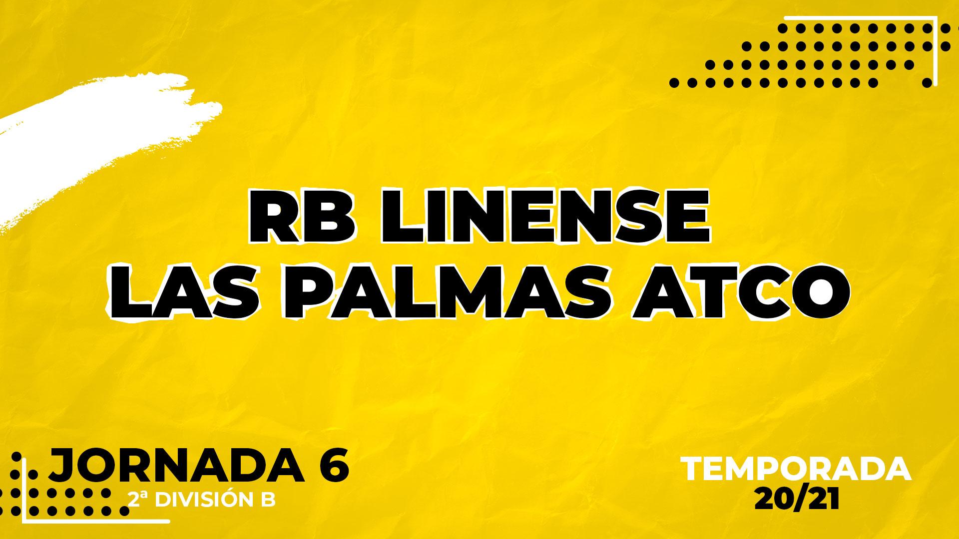 Linense vs Las Palmas Atlético