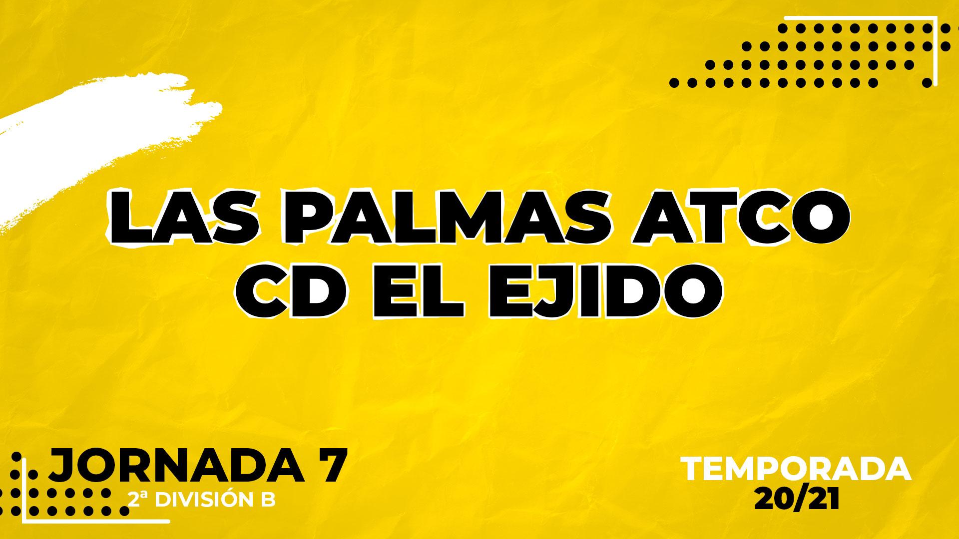 El Ejido vs Las Palmas Atlético