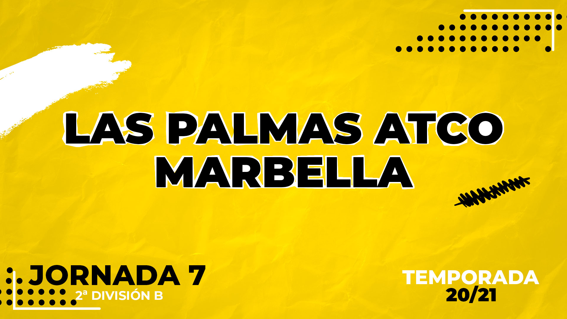 Las Palmas Atlético vs Marbella