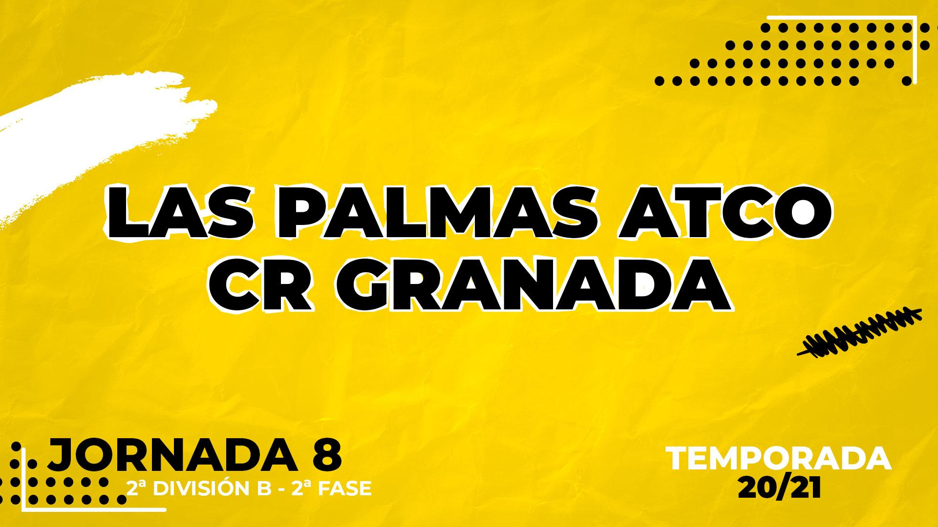 Las Palmas Atletico vs Recreativo Granada